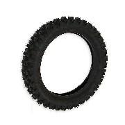 * Pneu de dirt bike (taille 3.00 x 12'') Crampons de 12mm