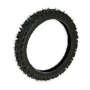 * Pneu dirt bike (taille 60-100 x 14'')