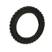 * Pneu dirt bike (taille 70-100-12)