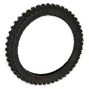 * Pneu dirt bike (taille 70-100 x 17'')