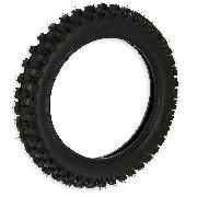 * Pneu dirt bike (taille 90-100 x 14'')
