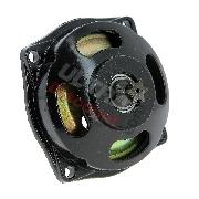 Cloche d'Embrayage avec Pignon 6 Dents Petit Pas H25 pour Pocket Cross