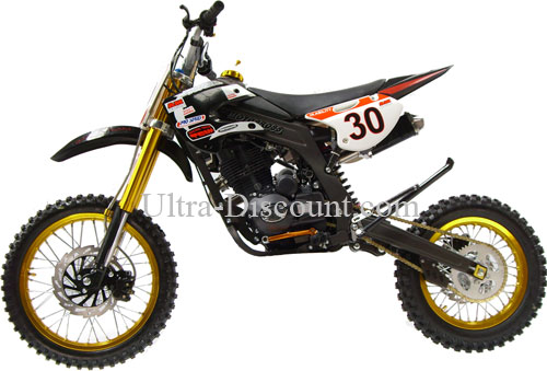 [vds]Urgent Vds Dirt Bike 200cc  Crazy Moto