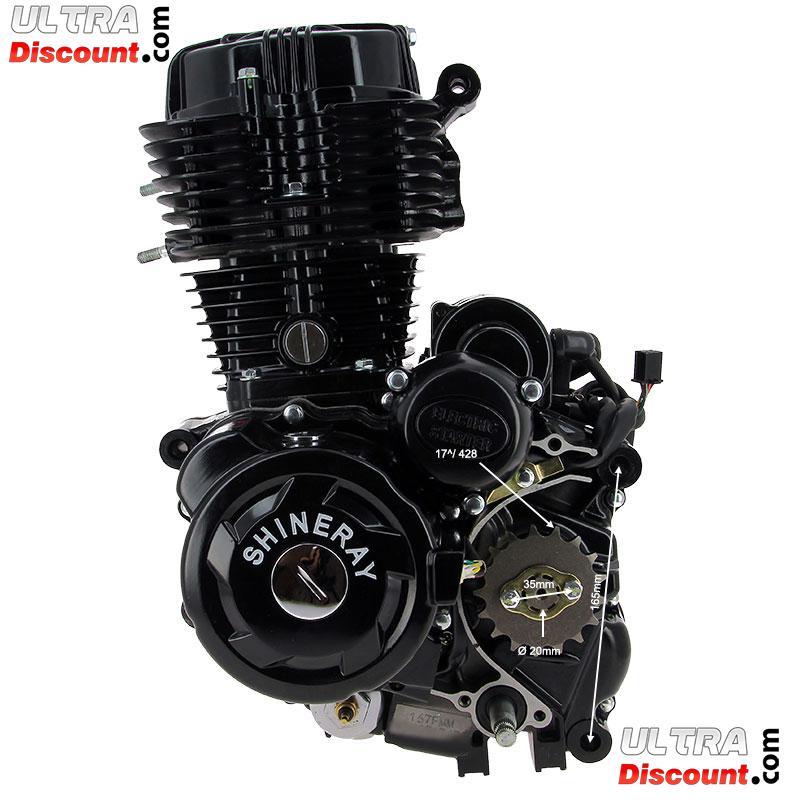 Moteur 250cc Pour Quad Shineray 250cc Stxe 167fmm Pi Ce
