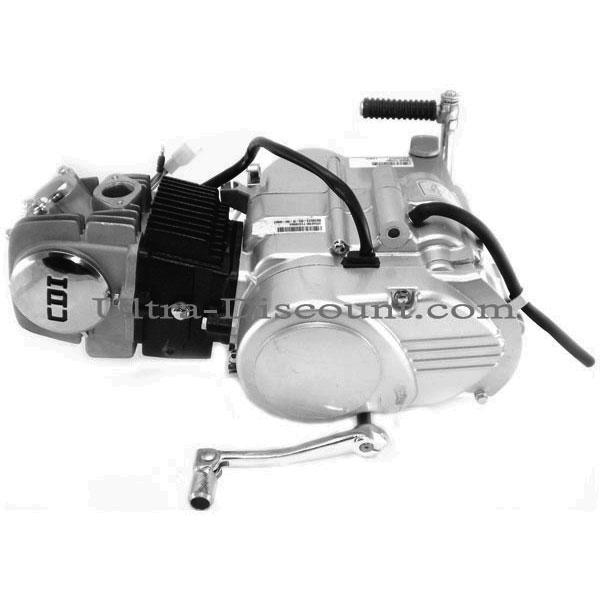 Moteur Dirt Bike 125cc Lifan 1p54fmi Piece Dirt Bike