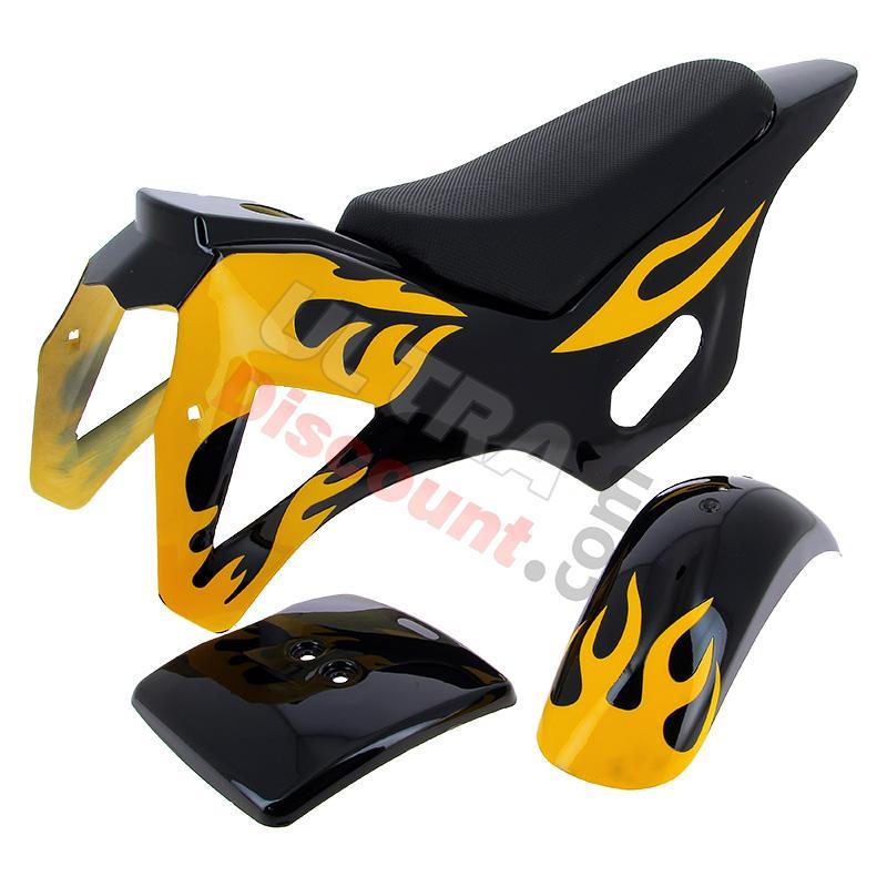 car nage noir jaune pour pocket cross type 1 pi ces pocket cross car nage ultra. Black Bedroom Furniture Sets. Home Design Ideas