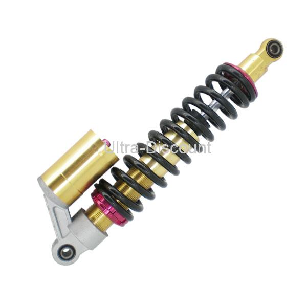 amortisseur avant a gaz quad bashan 200cc 360mm type 2 pi ces bashan 200cc bs200s7 chassis