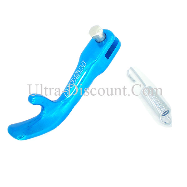 Bequille pour tuning scooter ( Bleu )