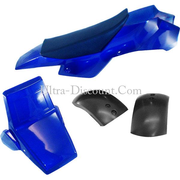 carenage pocket supermotard bleu type 1 pi ces supermotard carenage ultra. Black Bedroom Furniture Sets. Home Design Ideas