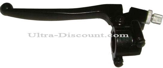 poign e d 39 embrayage pour dirt bike type 2 piece dirt bike poign es c bles ultra. Black Bedroom Furniture Sets. Home Design Ideas