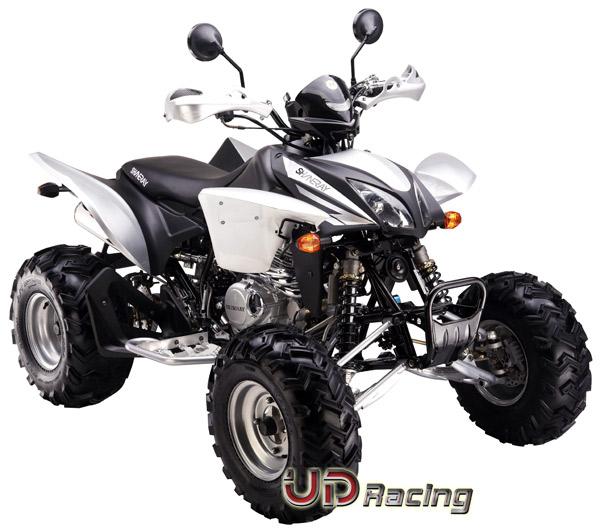 quad homologue shineray st-4e 300cc