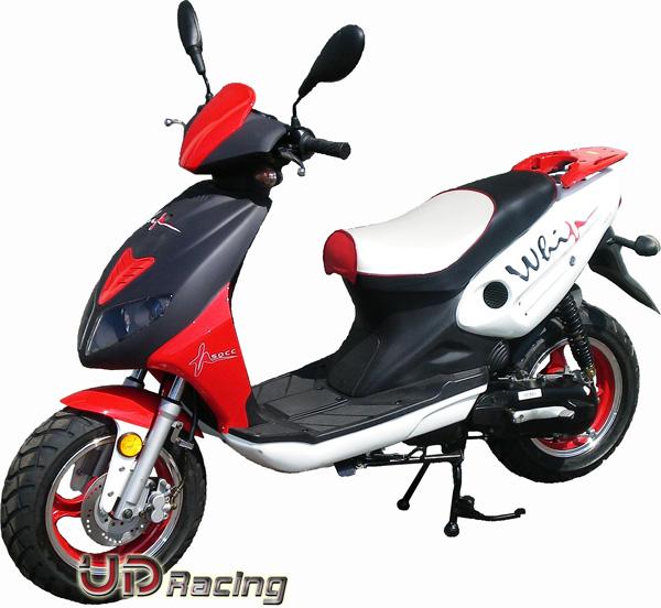 scooter viper r1 rouge moteur 2 temps 50cc scooter. Black Bedroom Furniture Sets. Home Design Ideas