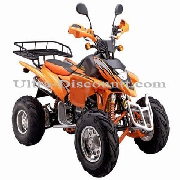 Quad 250cc Shineray Homologué 2 places Orange-Noir