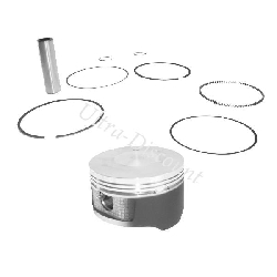 Kit piston pour Quad Bashan 300cc (BS300S-18)