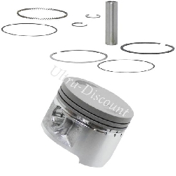 Kit piston pour Quad Shineray 300cc ST-5E (172FMN)