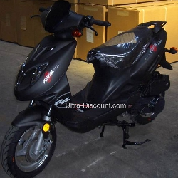 Scooter chinois 50cc Noir