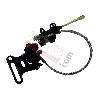 Etrier Dirt Bike complet Arrière pour AGB30 type 1