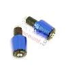 Embout de guidon Tuning bleu (type7) pour Shineray 250 STXE