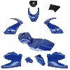 Carenage Pocket bike 47-49cc (Bleu)