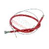 Câbles de frein Avant tuning rouge (35cm)