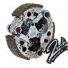 Embrayage Zocchi 3 Branches SPECIAL pour Pocket Polini 911 - GP3