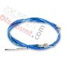 Câbles de frein Avant tuning Bleu (50cm)