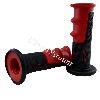 Poignée antidérapante Rouge-Noire Shineray 250 STXE
