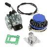 * Kit carburateur 15mm pour pocket quad (Bleu)