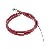 Câbles de frein Avant tuning rouge (70cm)