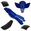 Carénage Bleu pour Pocket Quad Type 2