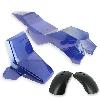 Carénage Bleu pour Pocket Quad Type1