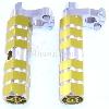 Cale pieds en aluminium Or TAF01