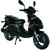 Scooter Viper R1 Noir 50cc (moteur 2 temps)