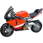 Pieces Pocket Bike Polini 911 <br/> Pièces Pocket Bike Polini GP3