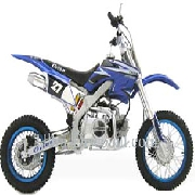 Dirt Bike 125cc AGB27 Bleu (type 4)