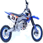 Dirt Bike AGB29 125 cc Bleu ( type 5 )