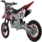 Dirt Bike AGB29 125cc Rouge ( type 5 )
