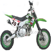 Dirt Bike AGB29 125 cc Verte (type 5)