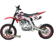 Dirt Bike 200cc type 6 Rouge (AGB30)