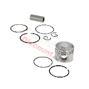 Kit Piston pour Scooter Chinois GY6 50cc (139QMA-139QMB)