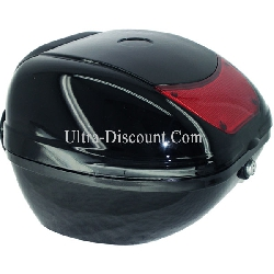 Top Case scooter Baotian BT49QT-11 ( Noir )