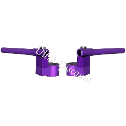 Guidons Bracelet Violet Tuning Pocket bike (type 3)