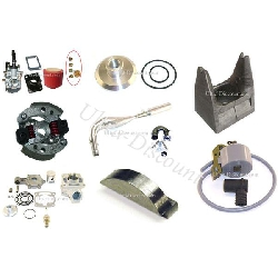Kit performance pour pocket bike MTA4 ( Evolution 3 )