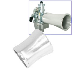 Air funnel en aluminium pour Dax ( L: 57mm )