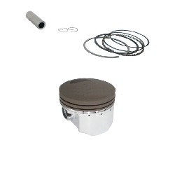 Kit Piston Micro-Arc Oxydation pour Dirt Bike 150cc (type 1)