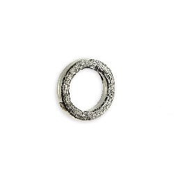 Joint de pot d'échappement Quad Shineray 200cc (XY200ST-9 : Ø:30mm)