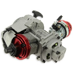 Kit Pocket quad UD Racing 53cc Rouge (type 2)