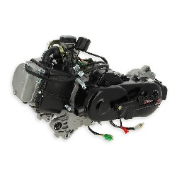 Moteur scooter chinois 50cc GY6 Ref 139QMB (Frein Disque, Jante 10 pouces)