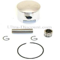 Kit piston 40 mm pour pocket bike ZPF
